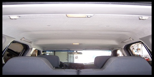 How To Change Car Interior Roof