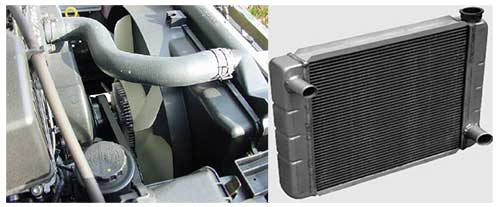Houston Auto Cooling System Repair