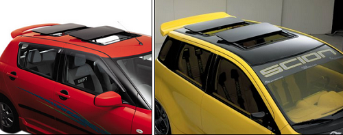 Houston Custom Double Auto Sunroof