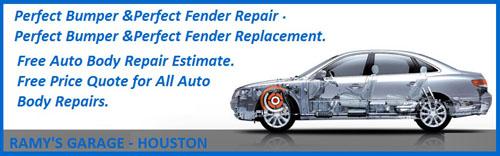 Houston Auto Body Repair Shop