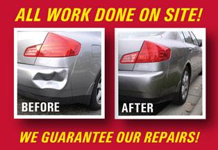 Car Scratch Repair Houston
