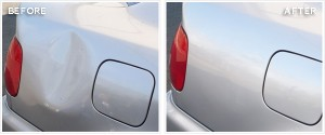 Houston paintless dent and ding removal experts